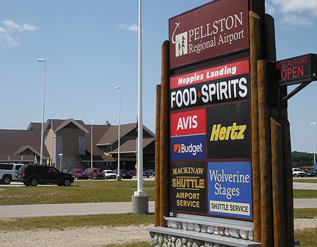 Pellston Regional Airport